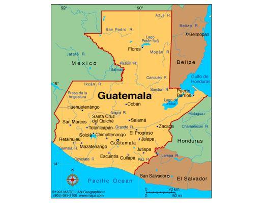 INCE explores Guatemala